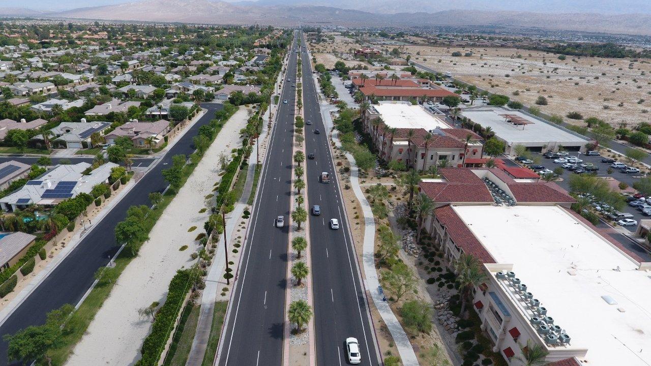 City of Rancho Mirage Aerial