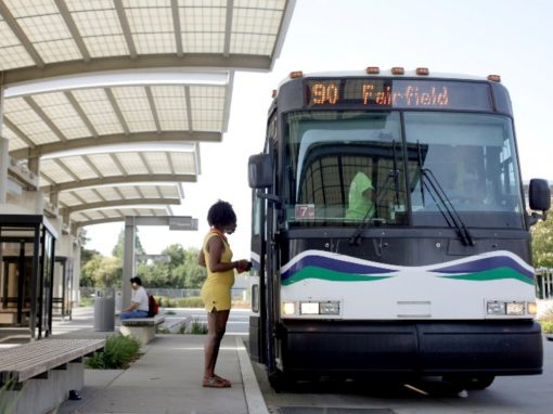 Solano Transportation Authority Greenhouse Gas Study for $11M Electrification Grant