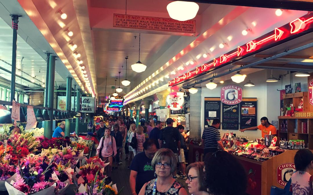 Keeping Cultural History Fresh at Pike Place Market
